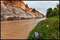 Suoi Tien (Fairy Stream). Mui Ne, Vietnam ( color)