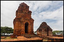 Po Shanu Cham Towers. Mui Ne, Vietnam ( color)