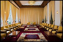 Vice-President Reception salon, Independence Palace. Ho Chi Minh City, Vietnam ( color)