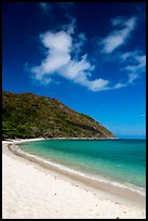 Cat Lon Beach, Bay Canh Island, Con Dao National Park. Con Dao Islands, Vietnam ( color)