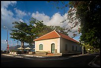 Old French Customs House, Con Son. Con Dao Islands, Vietnam ( color)