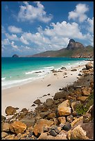 Nhat Beach and Ba Island. Con Dao Islands, Vietnam ( color)