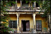 Old house, Hoi An. Hoi An, Vietnam ( color)